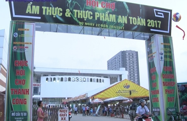 Food Safety Expo opens in Hà Nội