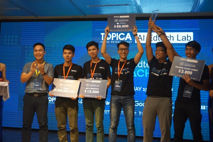 Three Vietnamese teams get Facebook sponsor package