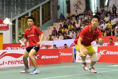 Việt Nam win third match at Sudirman Cup
