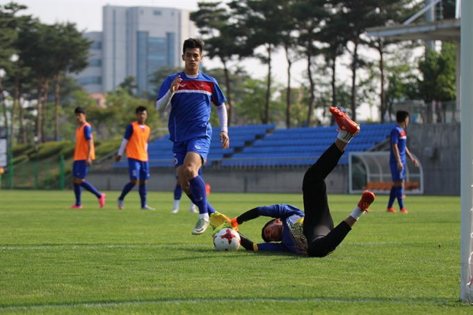 VN to play their best against France