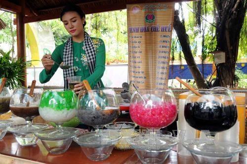 City hosts southern food fruit fests