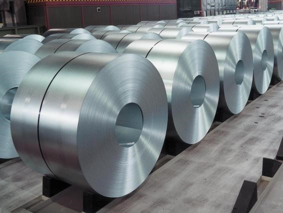 Second review of anti-dumping duties on imported steel