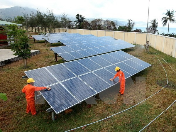 Renewable energy a must for Viet Nam
