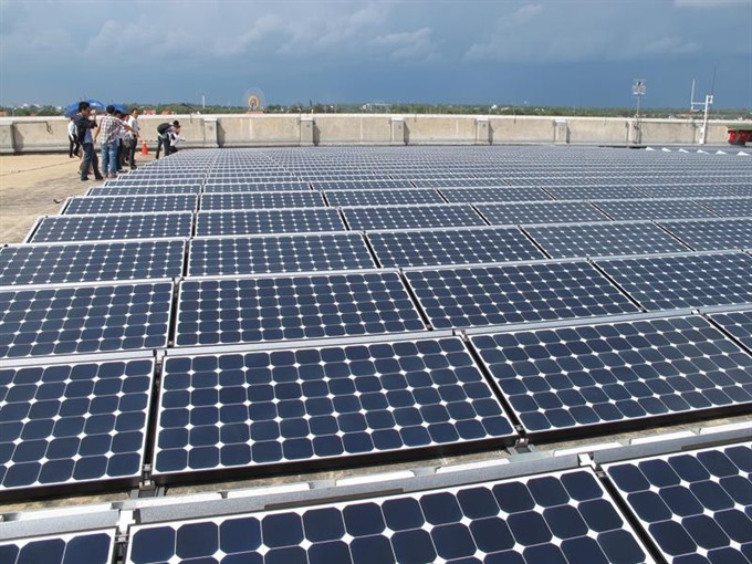 Taiwanese investors interested in VNs solar energy projects