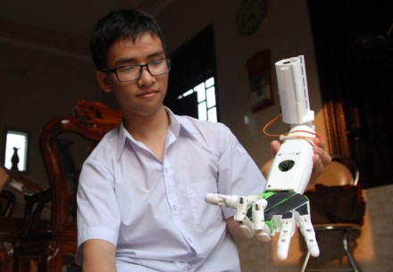 VN student wins US invention prize