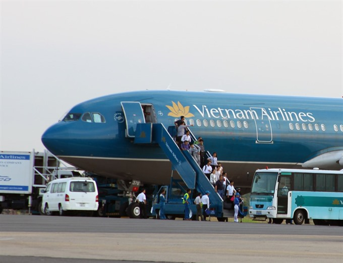 Vietnam Airlines offers 4.6 million seats this summer