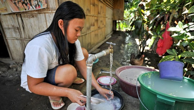 ADB to lend 4.2b to water security projects