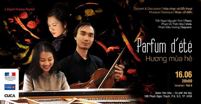 Prize-winning musicians to play at classical music concert