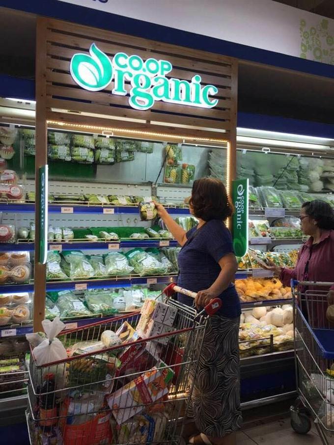 Organic product demands keeps rising