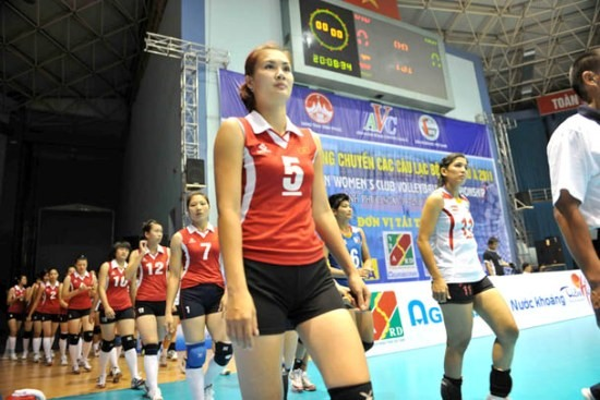 VN womens volleyball team names roster