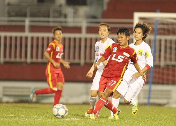 HCM City 1 beat Hà Nội 1