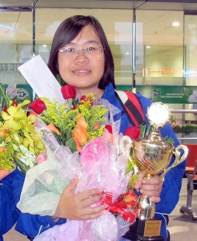 Huynh Yến win gold medals in chess champs
