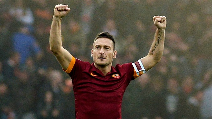 Totti to retire at end of season - Roma