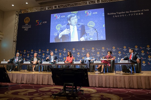 Sustaining Asian countries growth a top concern