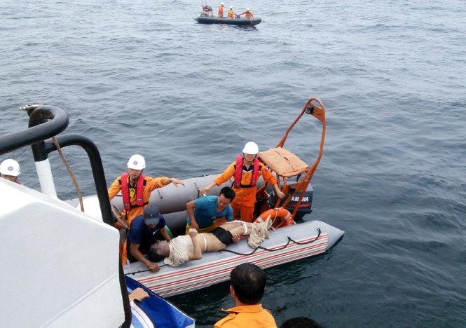 Missing fishermans body found in port city
