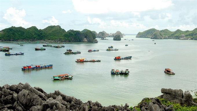 Việt Nam preparing for UNESCOs recognition for Hạ Long-Cát Bà