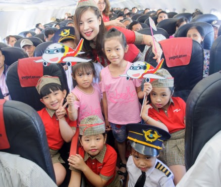 Vietjet increases frequencies on intl routes offering millions of discounted tickets