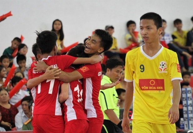 Đồng Nai win deprived youth football tourney