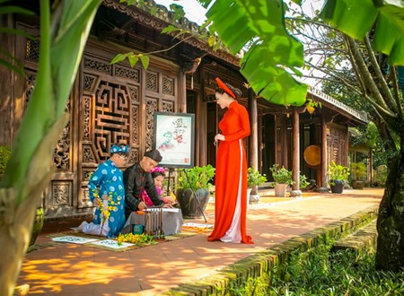 Hội An prepares for intl silk and brocade festival