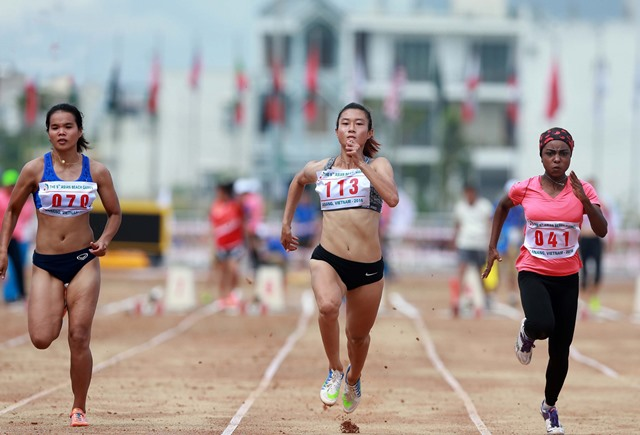 Việt Nam runners bag golds at Thailand Open