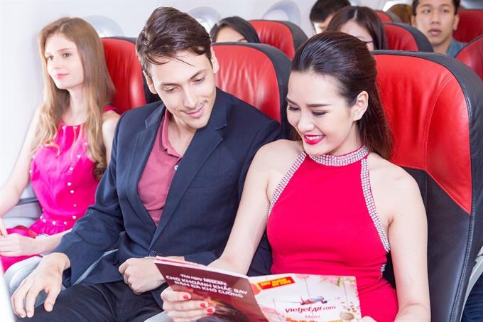 Vietjet sells 5000 promotional tickets at Hong Kong International Travel Expo