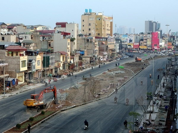 Hà Nội to consider Belt Road No 1 project