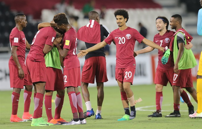 Late blows jolt China Qatar shock South Korea