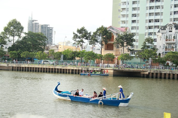 HCM City to develop at least seven waterway tourism projects by 2020