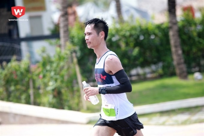 Hà ranked in top 10 of Asia Trail Masters