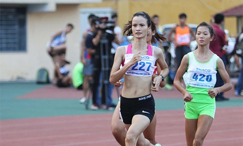 VN bag more golds in Thai athletics event