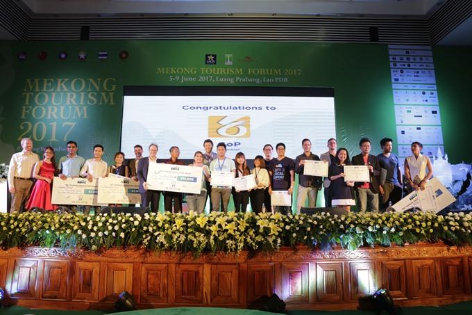 VN start-up wins Mekong innovation grant