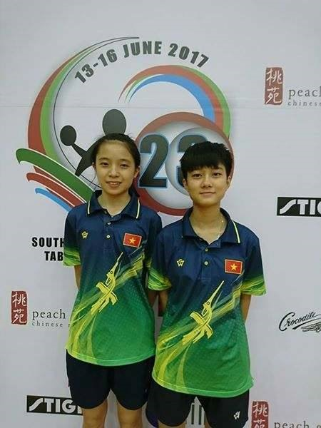 VN athletes pocket medals in table tennis tourney