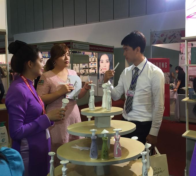 Foreign brands find Việt Nam cosmetics market alluring