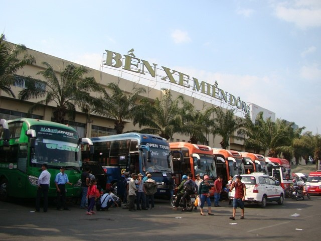 Citys eastern bus terminal to move