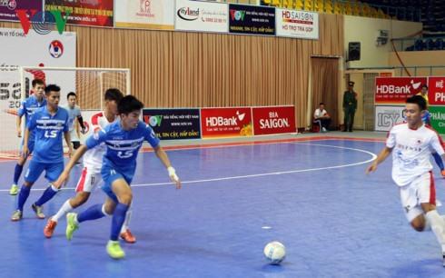 Thái Sơn Bắc beat Tân Hiệp Hưng