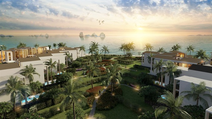 Sungroup to launch luxury resort in Hạ Long Bay