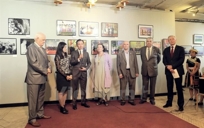 Exhibition on Việt Nam-Russia relations opens