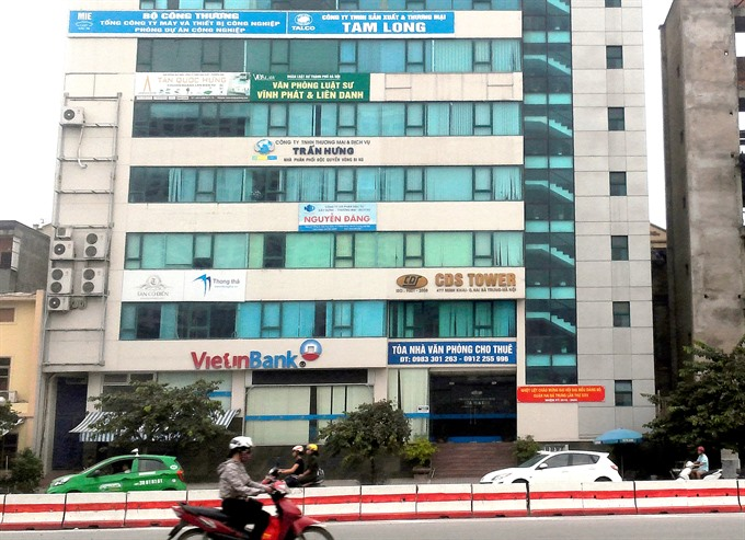 VN set for co-working office boom: experts