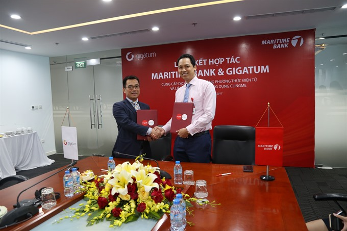 Maritime Bank provides auto cashback for Clingme users