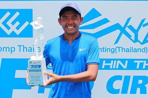 Nam wins Thailand F3 Futures