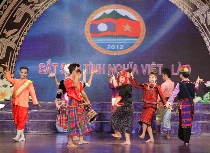 VN–Laos festival comes to province of Sơn La