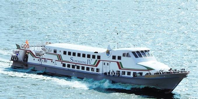 High-speed boat service to link Sóc Trăng with Côn Đảo