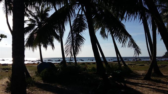 Tam Hải Island offers pristine weekend getaways