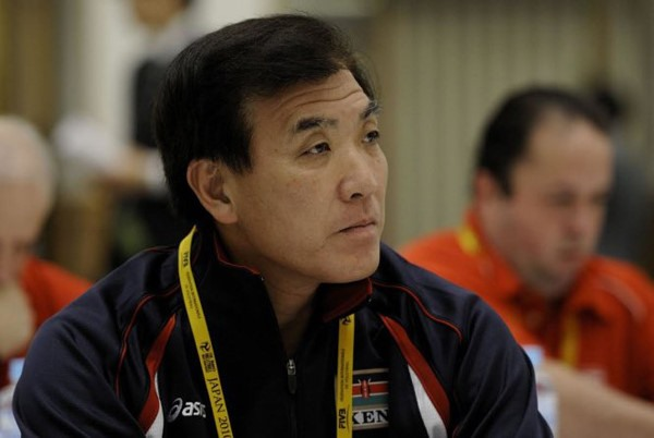 Volleyball coach Irisawa quits after four months