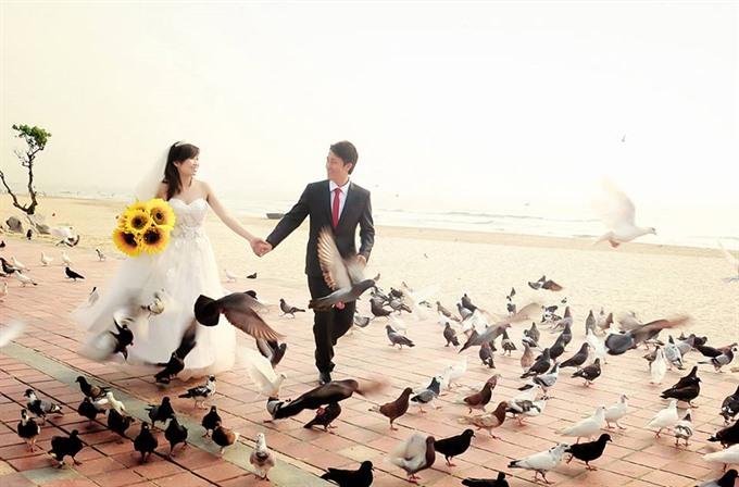 Wedding fashion show to stage on Đà Nẵng beach