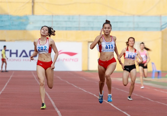 Việt Nam send athletes to vie for Asia titles