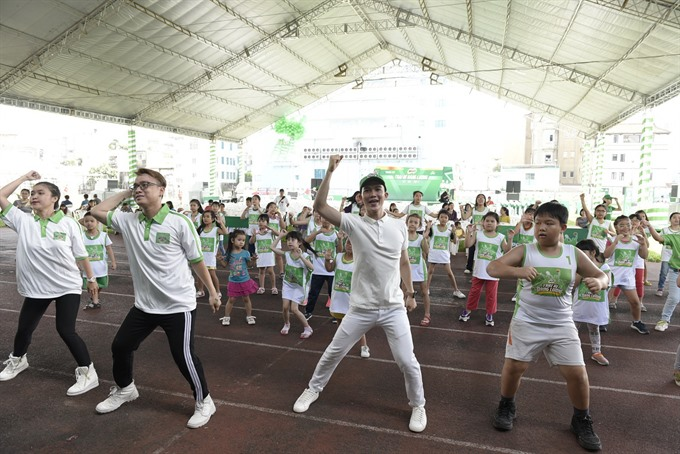 Nestlé Milo launches fifth summer camp