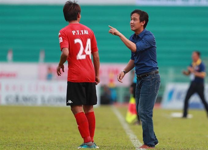 Long An FC heads into must-win match
