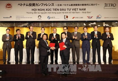 PM Phúc calls for more Japanese investment