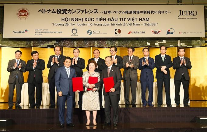 Japan to help VN build smart cities